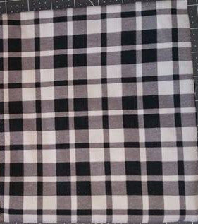 SOC Plaid Collection - White - ON SALE