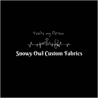 You're My Person  Panel  (BLACK)