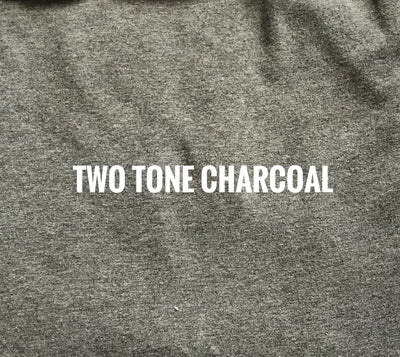 Two Tone Charcoal Lush  - 70