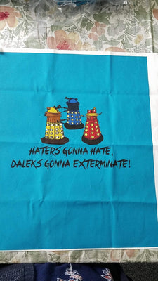 Dalek - CANVAS Panel