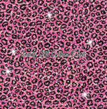 Leopard Faux Glitters - SOC Unlimited