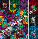 Marvel Inspired Stained Glass Panels (All Variants)