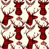 Bucks (Plaid) Reprint - SOC Unlimited