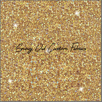 Pot of Gold Faux Glitter  - SOC Unlimited