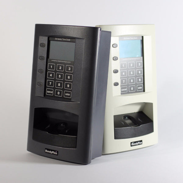 G6-Series Biometric Time Clock