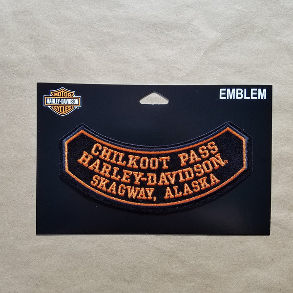 Emblem Rocker Patch