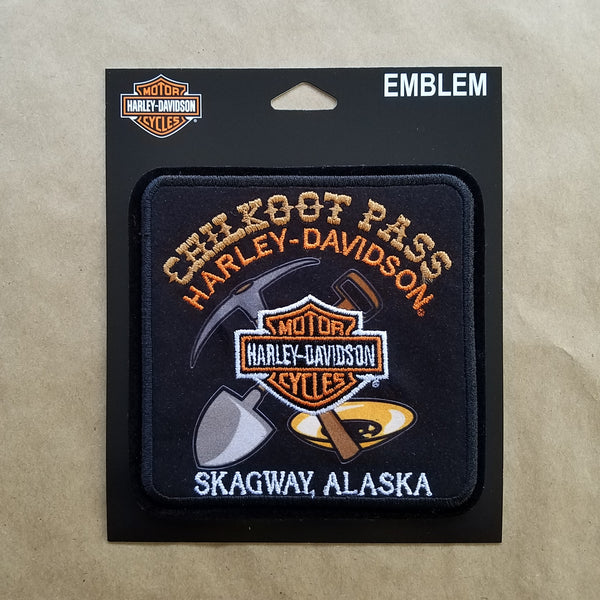 Chilkoot Pass Pick Axe/Shovel Patch