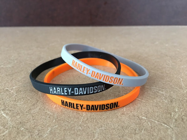 H-D Wristband (3 Pack)