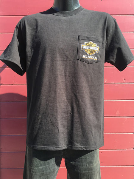 Train Conductor Pocket Tee