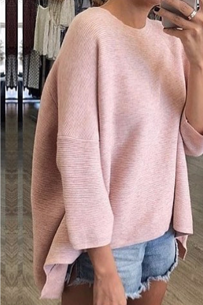 Charlie Knit | Pink