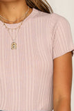 Hilda Top | Blush