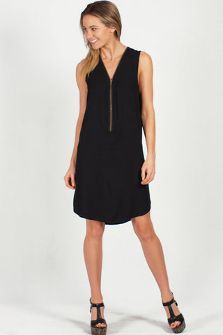 Pheonix Tunic | Black