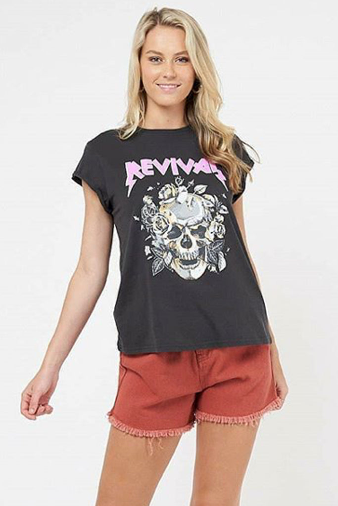 Revival Tee | Black