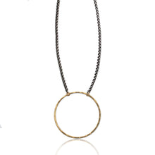 Load image into Gallery viewer, Short Circle Necklace