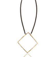 Load image into Gallery viewer, Short Square Necklace