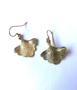 Simple Ginkgo Leaf