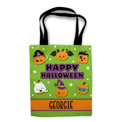 Kawaii Pumpkin Halloween Trick or Treat Bag