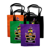 Cute Witch Halloween Trick or Treat Bag