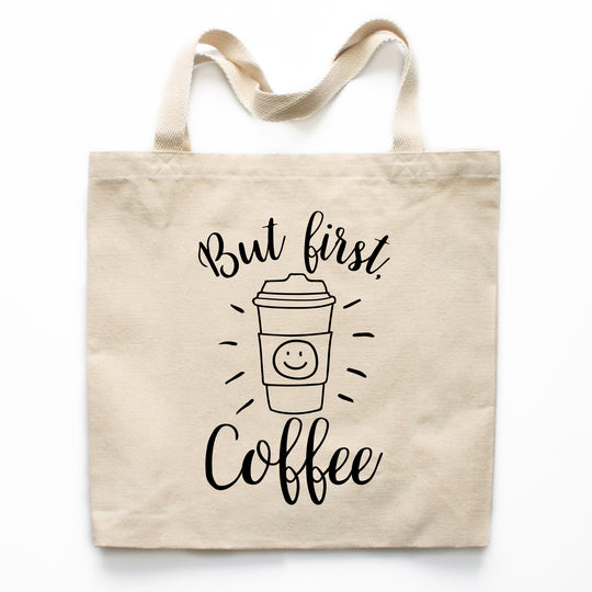 Coffee & Tea Tote Bags