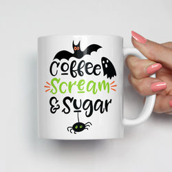 Coffee Scream and Sugar Mug