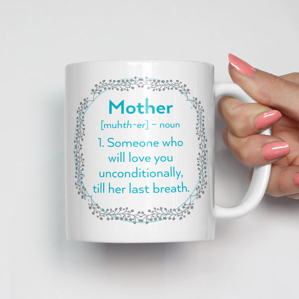 Definition of a Mother Mug