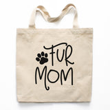 Fur Mom Tote Bag