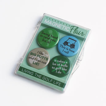 Golf Magnet Set