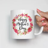 Floral Happy Mother's Day Mug
