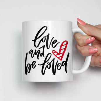 Love And Be Loved Mug