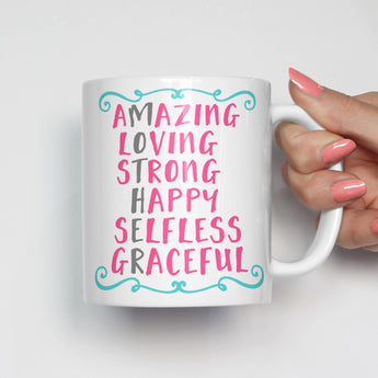 Amazing Mother Mug
