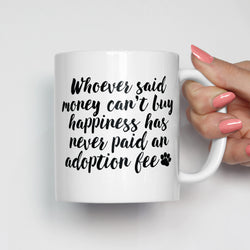 Pet Adoption Mug