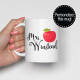 Teacher Fuel or Wine Mug