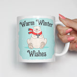 Warm Winter Wishes Mug
