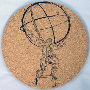 Atlas Large Trivet