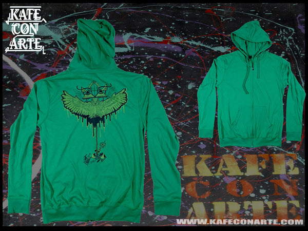 Owl Zip Up
