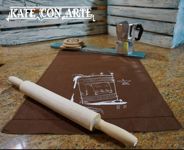 Coffee 2 Go Towel