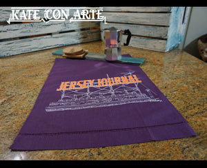 Jersey Journal Towel