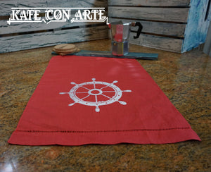 Captain Wheel Towel