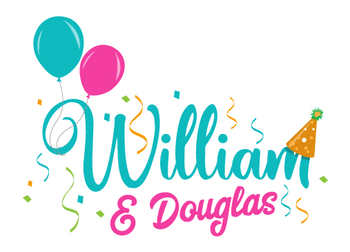 William & Douglas
