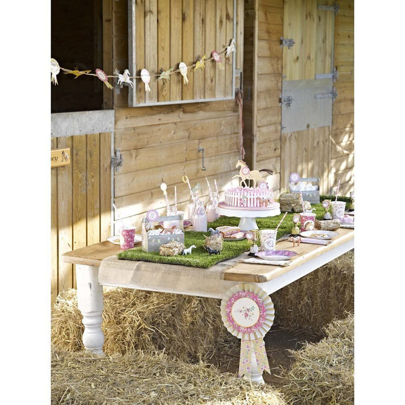 Talking Tables Pony Part Rosette Invitations