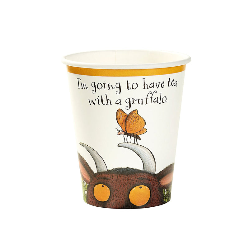 Talking Tables The Gruffalo Happy Birthday Party Bundle | Tablecover, Plates, Napkins & Cups