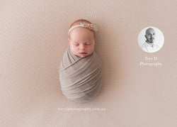 Styling Tip - Basic Wrapped Portrait by Tory D Photography, Melbourne Australia
