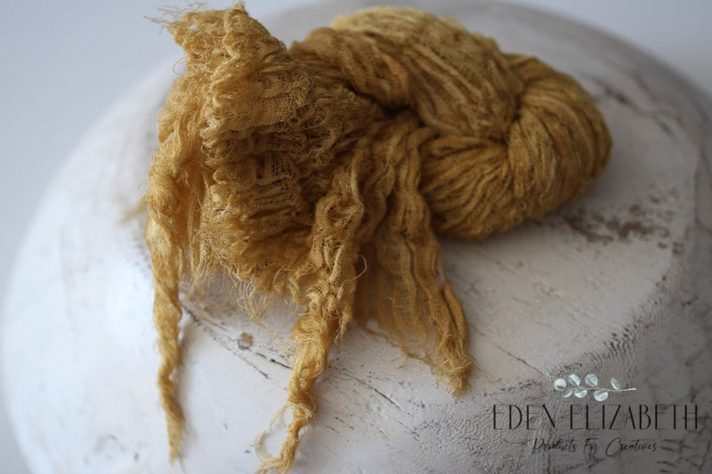 ~ Wispy Woven Rustic Wrap ~ all shades