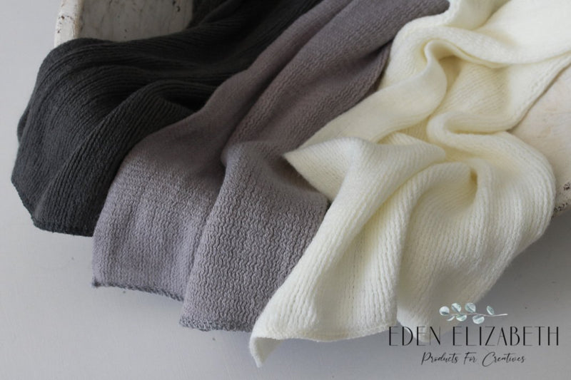 ~ Classic Stretchy Knit Wraps ~ All colours