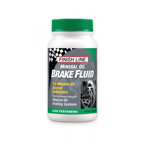 Finish Line Mineral Brake Fluid