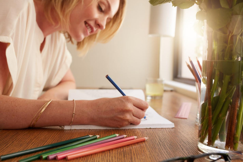 The 5 People in Your Life That Need to Take Up Coloring