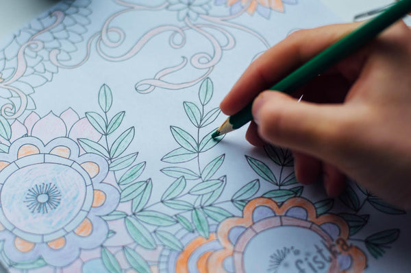 With The Recent Trend Of Adult Coloring Books And Cards Its Clear That Adults Are Onto Something
