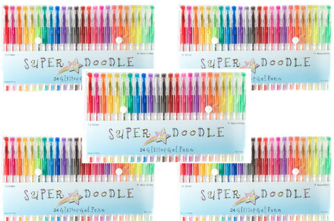 Coloring Party Glitter Bundle