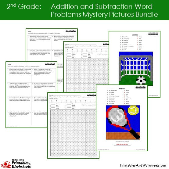 Addition And Subtraction Word Problems To 1000 - subtraction word ...