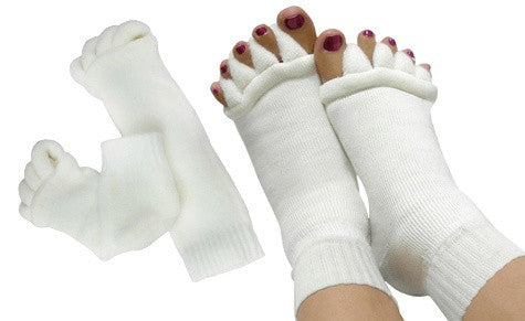 Foot Alignment Comfy Massage Socks - RSS Distributing - 1